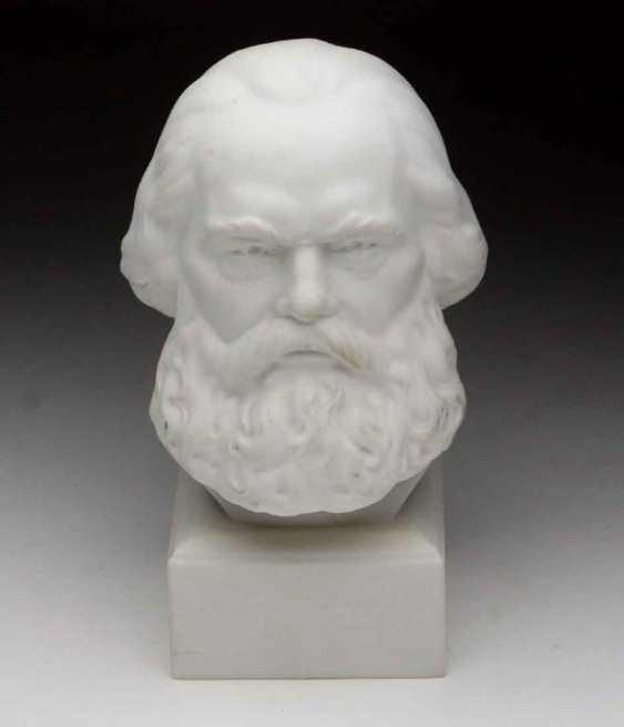 Meissen, Karl Marx Bust - photo 2