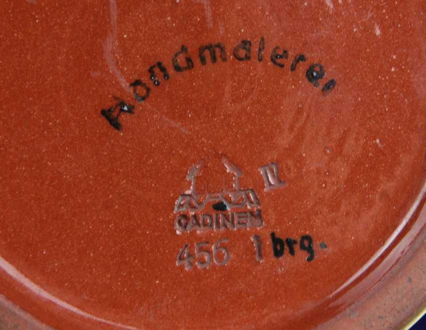 Кадинен Три-Henkel ваза около 1920 - фото 3