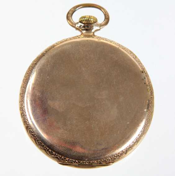 *Elgin* карманные часы США около 1920 - фото 2