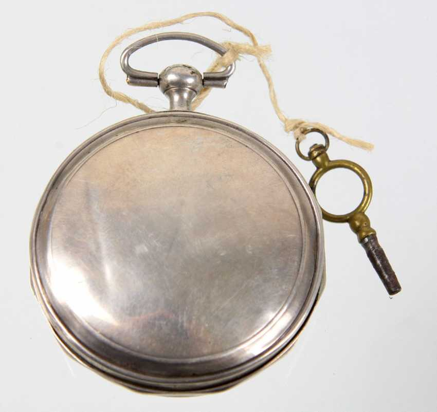 silver Spindeluhr the beginning of the 19th. Century - photo 3