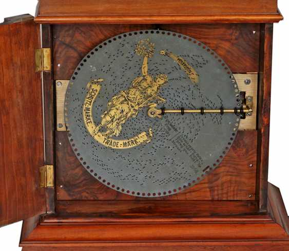 Grandfather clock with Polyphonic 1880 - photo 2