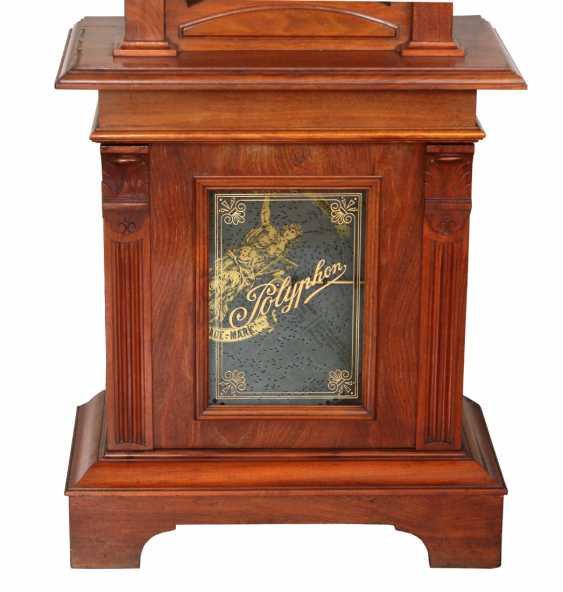 Grandfather clock with Polyphonic 1880 - photo 3