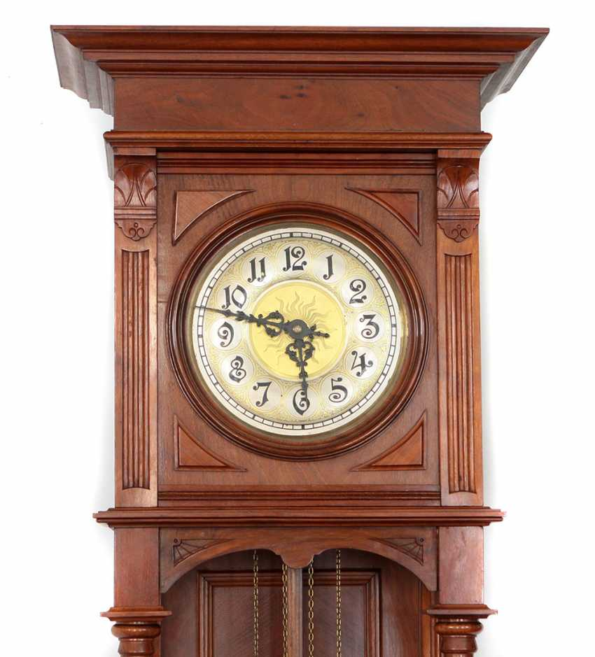 Grandfather clock with Polyphonic 1880 - photo 4
