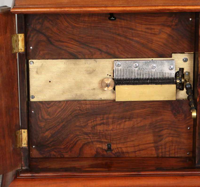Grandfather clock with Polyphonic 1880 - photo 5