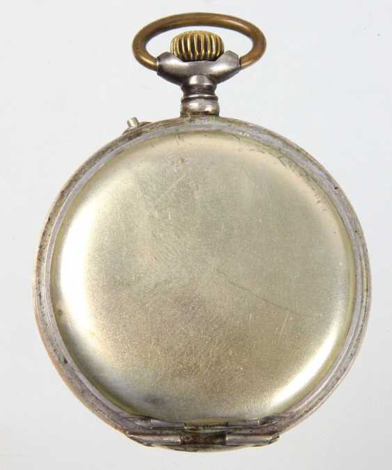 Patriotic pocket watch in a capsule - photo 2