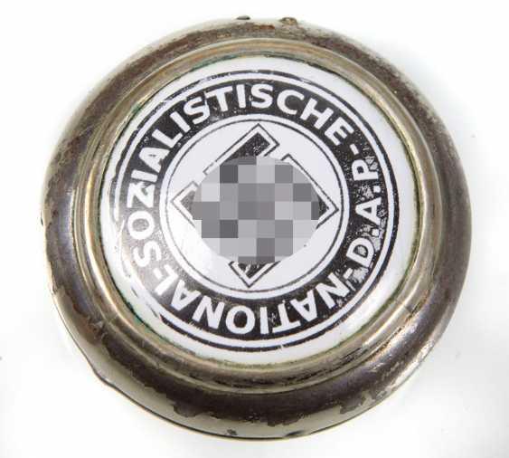 Patriotic pocket watch in a capsule - photo 4