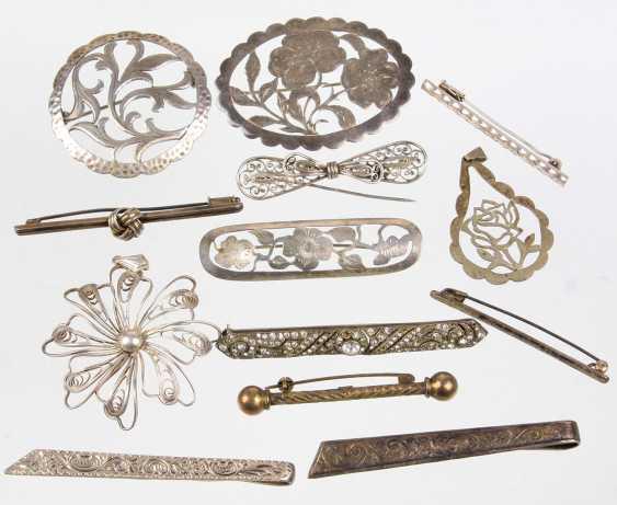Items Silver Jewelry - photo 1