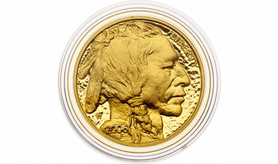United states : An ounce of gold - photo 1