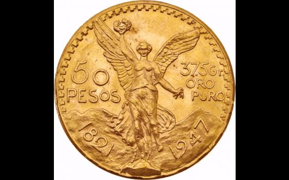 Mexique : 50 Pesos