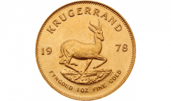 South africa : Krugerrand gold - photo 2
