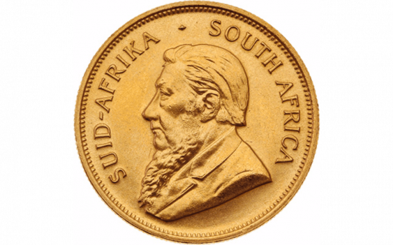 South africa : Krugerrand gold - photo 1