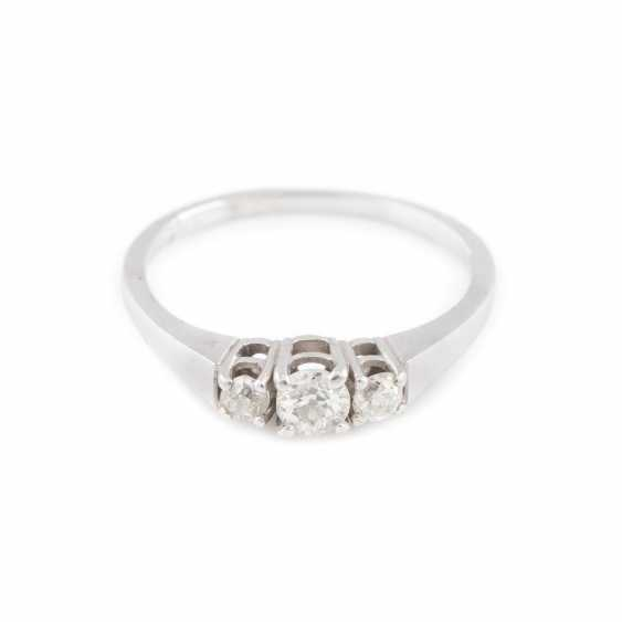 DIAMANT-RING - Foto 1