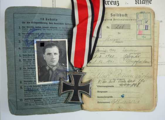 Estate of a lance corporal of the 2./ lei. Flak division 78 (mot). - photo 4