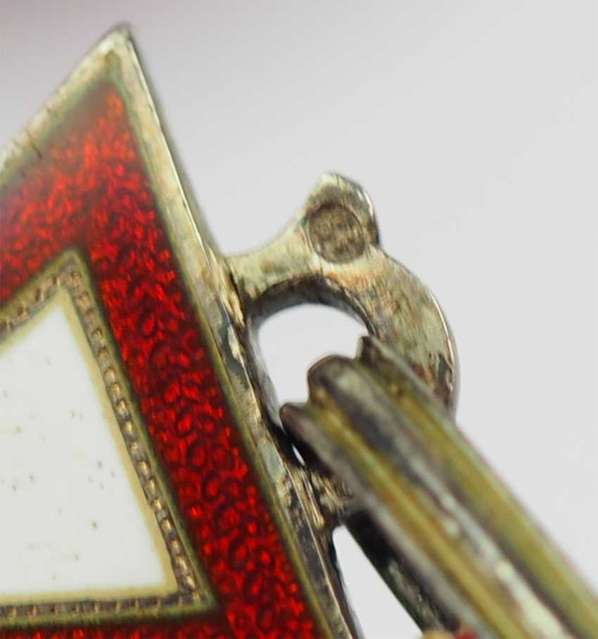 Austria: Military Merit Cross, 2. Class with war decoration, in a case. - photo 4