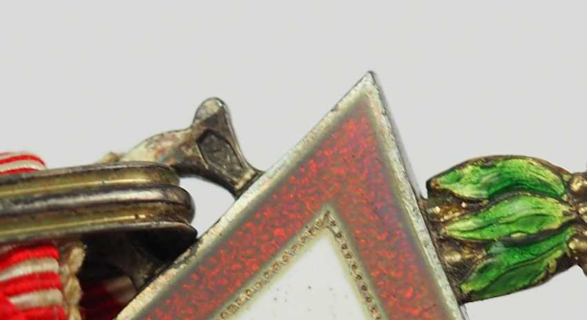 Austria: Military Merit Cross, 2. Class with war decoration, in a case. - photo 5