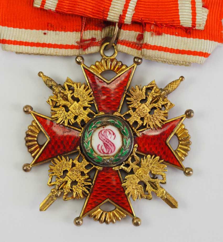 Российские царские награды фото