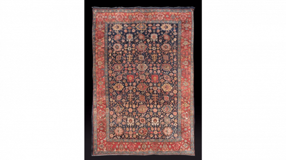 Carpet Bidjar, North of Iran, in the Xixth century.