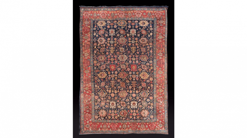 Carpet Bidjar, North of Iran, in the Xixth century. - photo 1