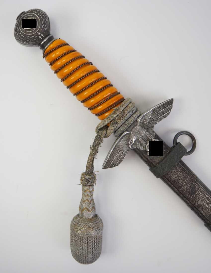 Luftwaffe Officer's Dagger - Alcoso. - photo 1
