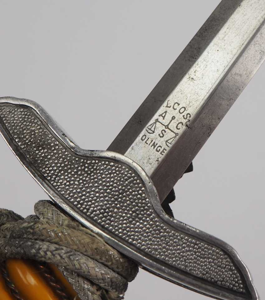 Luftwaffe Officer's Dagger - Alcoso. - photo 2