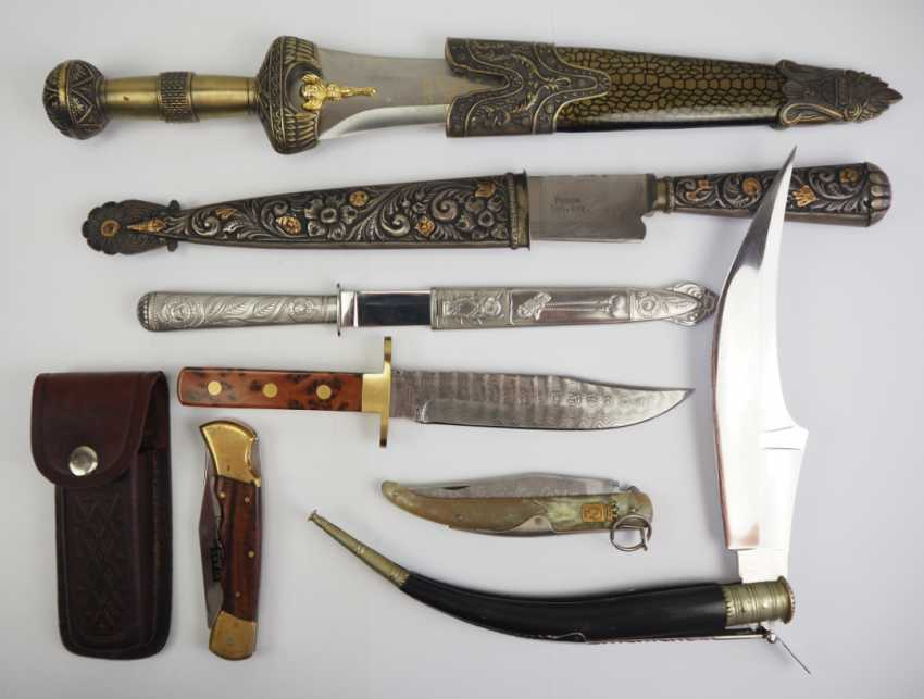 Lot of 7 knives. - photo 1