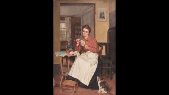 Louis Edmond POMEY (1831-1891) - photo 1