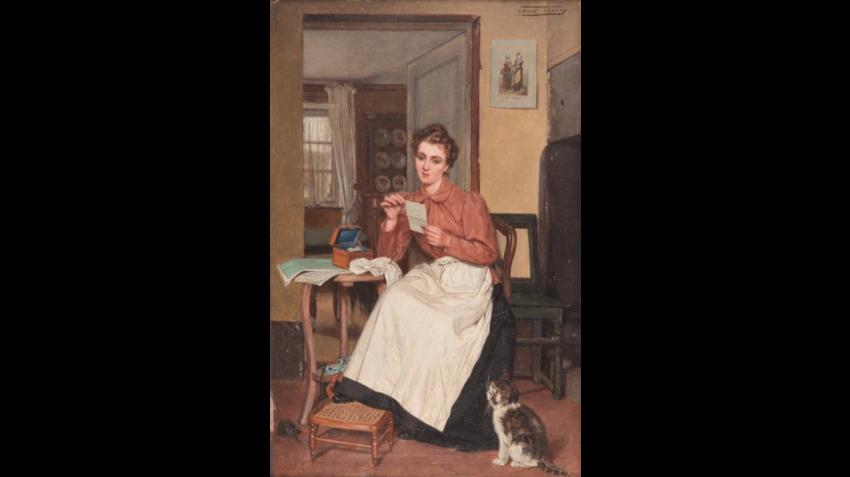 Louis Edmond POMEY (1831-1891)