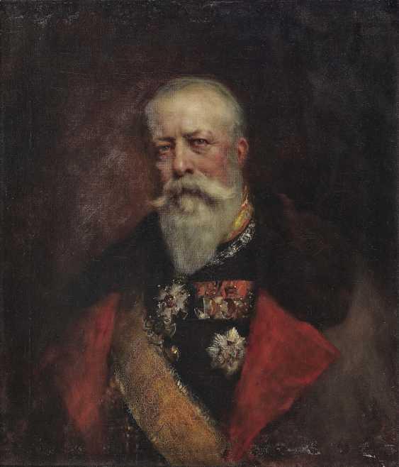 Большой Бадена Фридриха I, герцога. Келлер, Фердинанд - фото 1