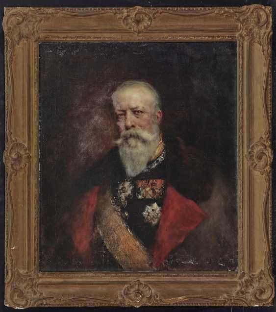 Большой Бадена Фридриха I, герцога. Келлер, Фердинанд - фото 2