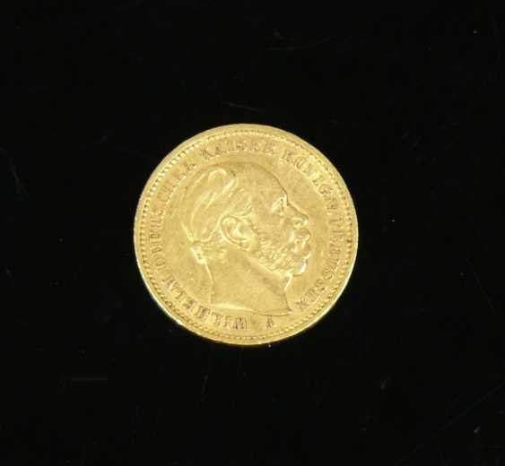 Gold coin - photo 1