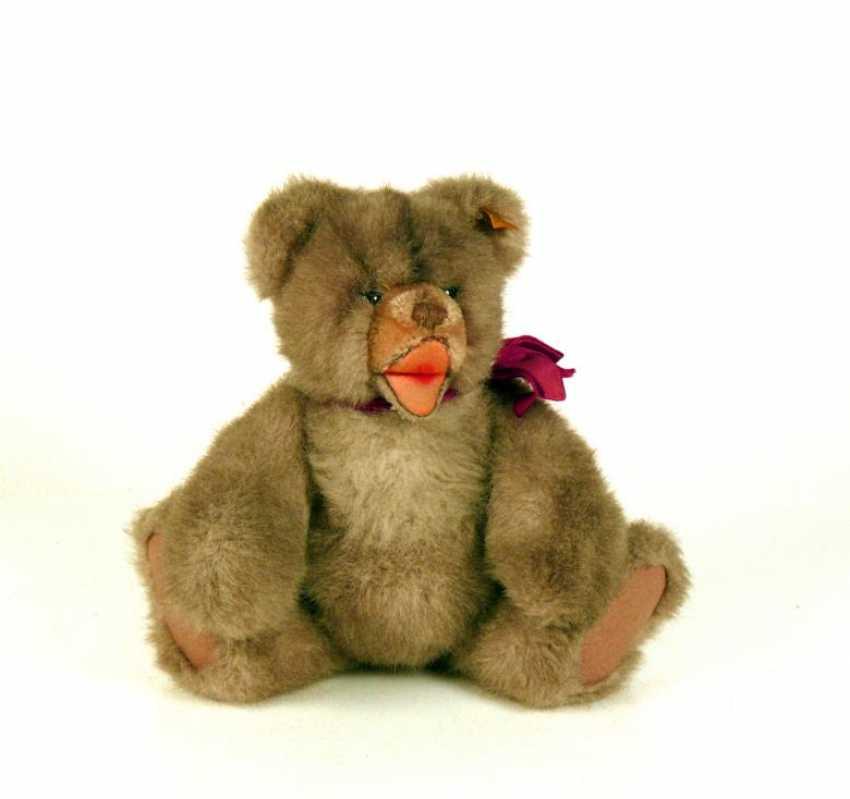 "Steiff Teddy Bear ""Minky Zotty"" - photo 1"