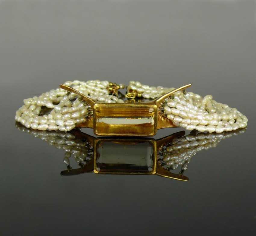 BAZAK beads necklace - photo 1