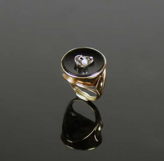 Ladies ring - photo 1