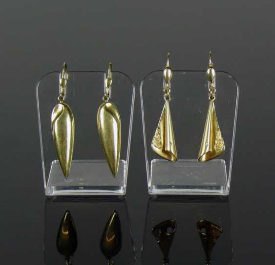 2 Pairs Of Earrings - photo 1