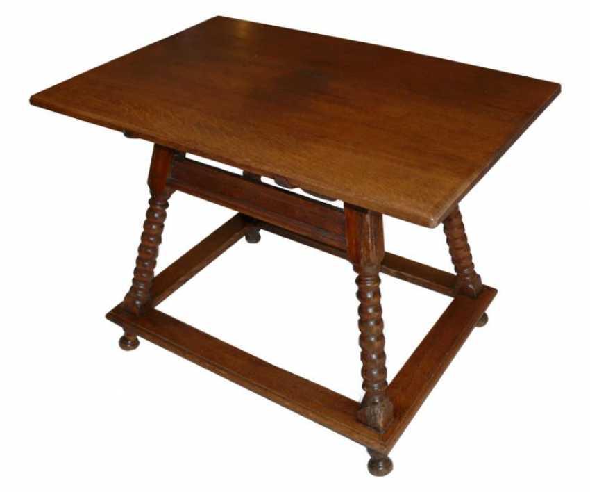 Schrage table - photo 1