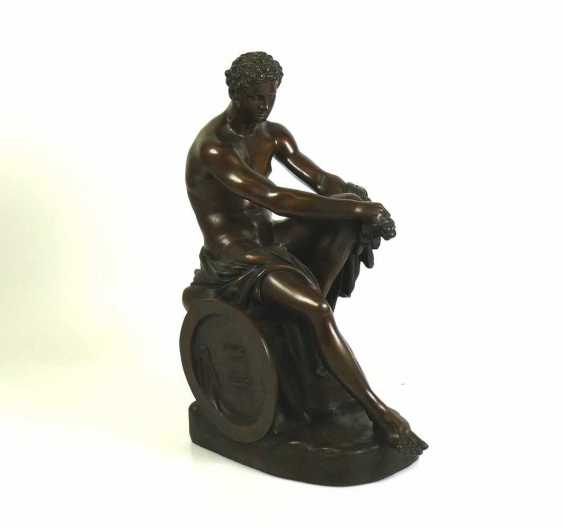 A Seated Warrior - photo 1