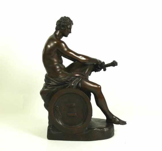 A Seated Warrior - photo 2