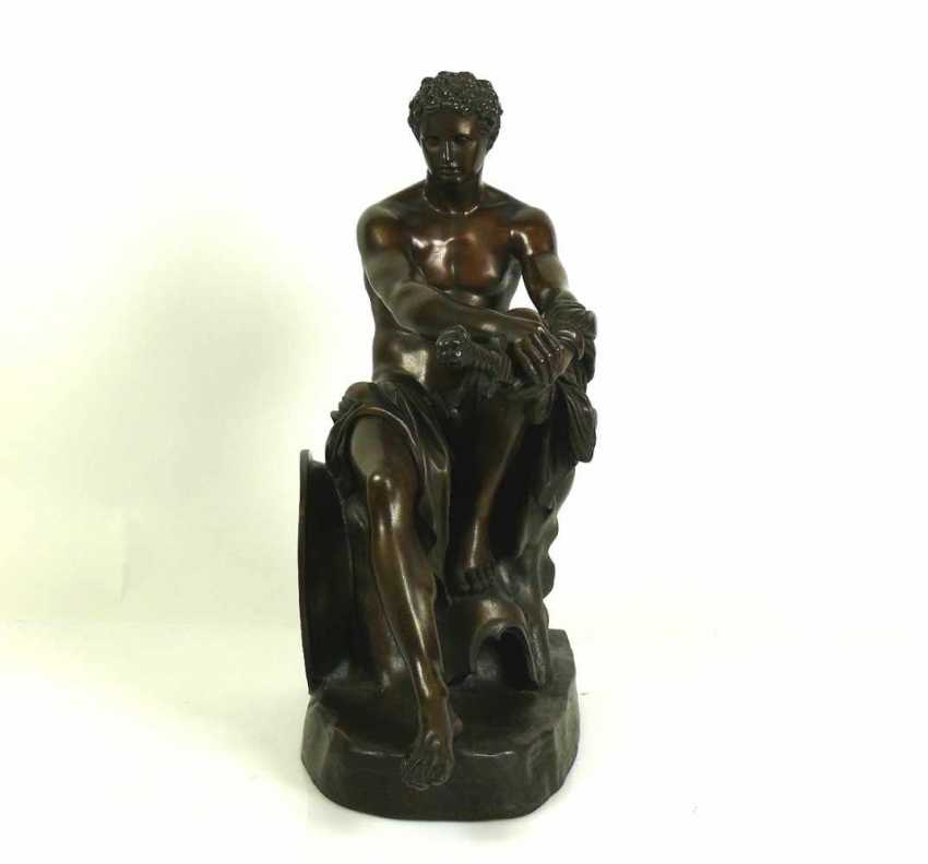 A Seated Warrior - photo 3