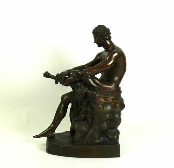A Seated Warrior - photo 4