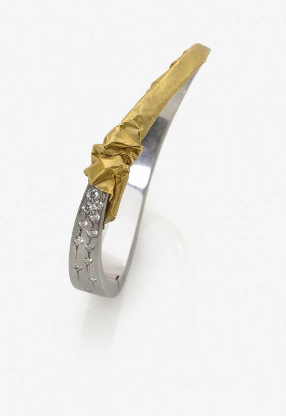 Parure, состоящий из колье, браслет и кольцо - фото 2