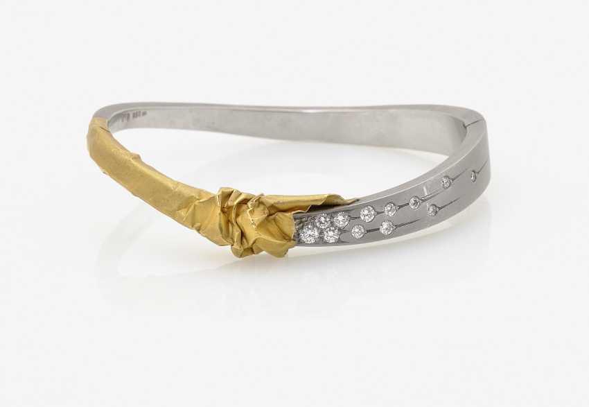 Parure, состоящий из колье, браслет и кольцо - фото 3