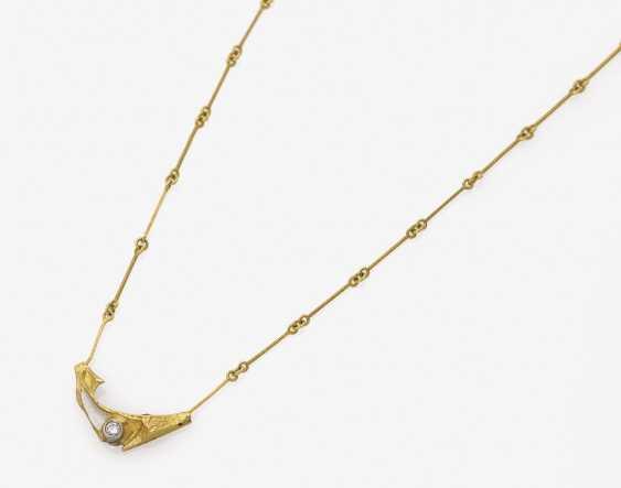 Parure, состоящий из браслета, наручные часы и серьги, а также колье - фото 1