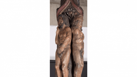 Adam and Eve - photo 3
