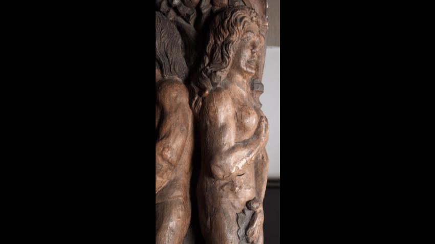 Adam and Eve - photo 6