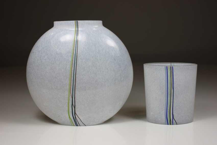 Two Vases, Kosta Boda - photo 1