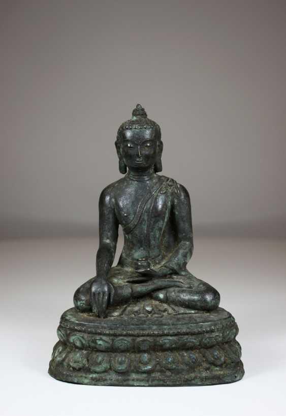 Buddha, India ? 19. Century - photo 1