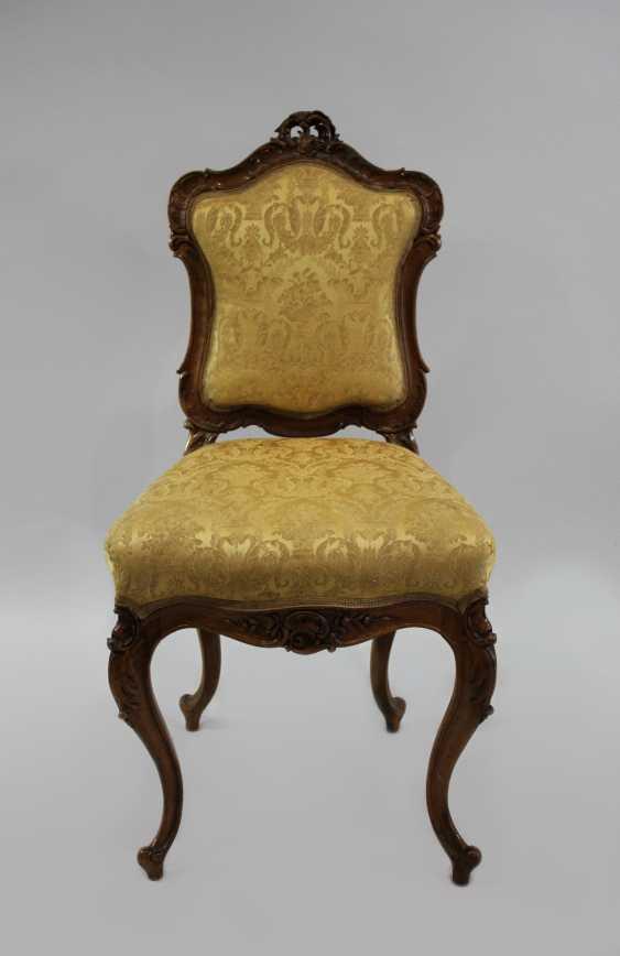 Chair, Baroque Dresden - photo 1