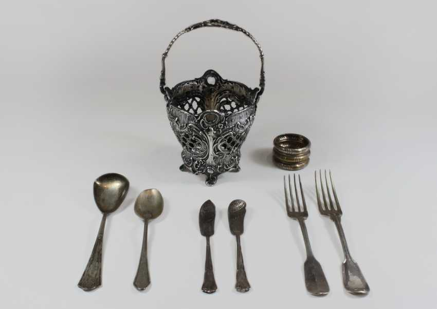 Vintage Silver/Silver Plated - photo 1