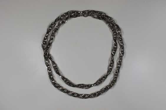 Звено Цепи, Серебро - фото 1