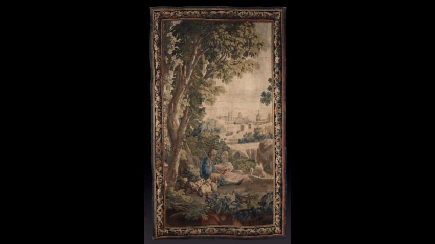 AUBUSSON, XVIII CENTURY - photo 1
